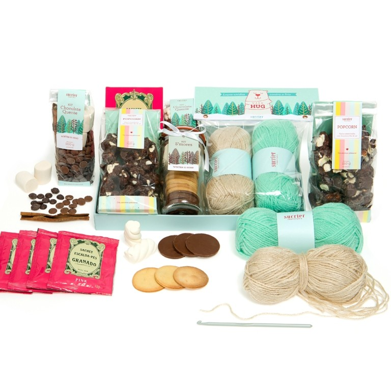 WARM HUG 01 KIT INVERNO