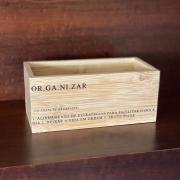 Caixinha Organizar