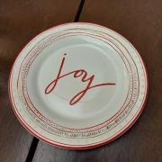 Prato de Sobremesa Joy
