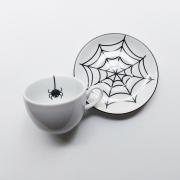 Xícara de Chá Spider