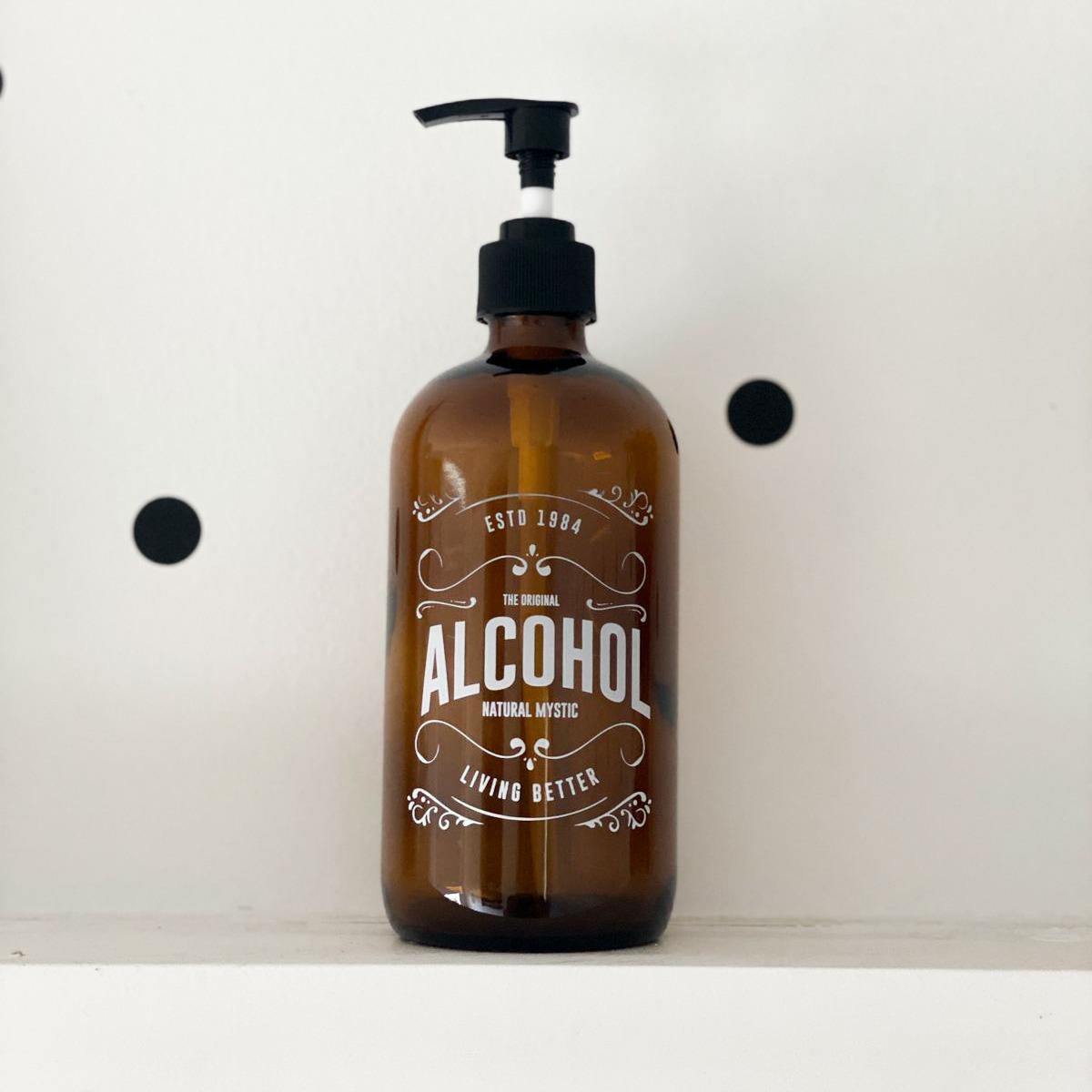 Dispenser Alcohol