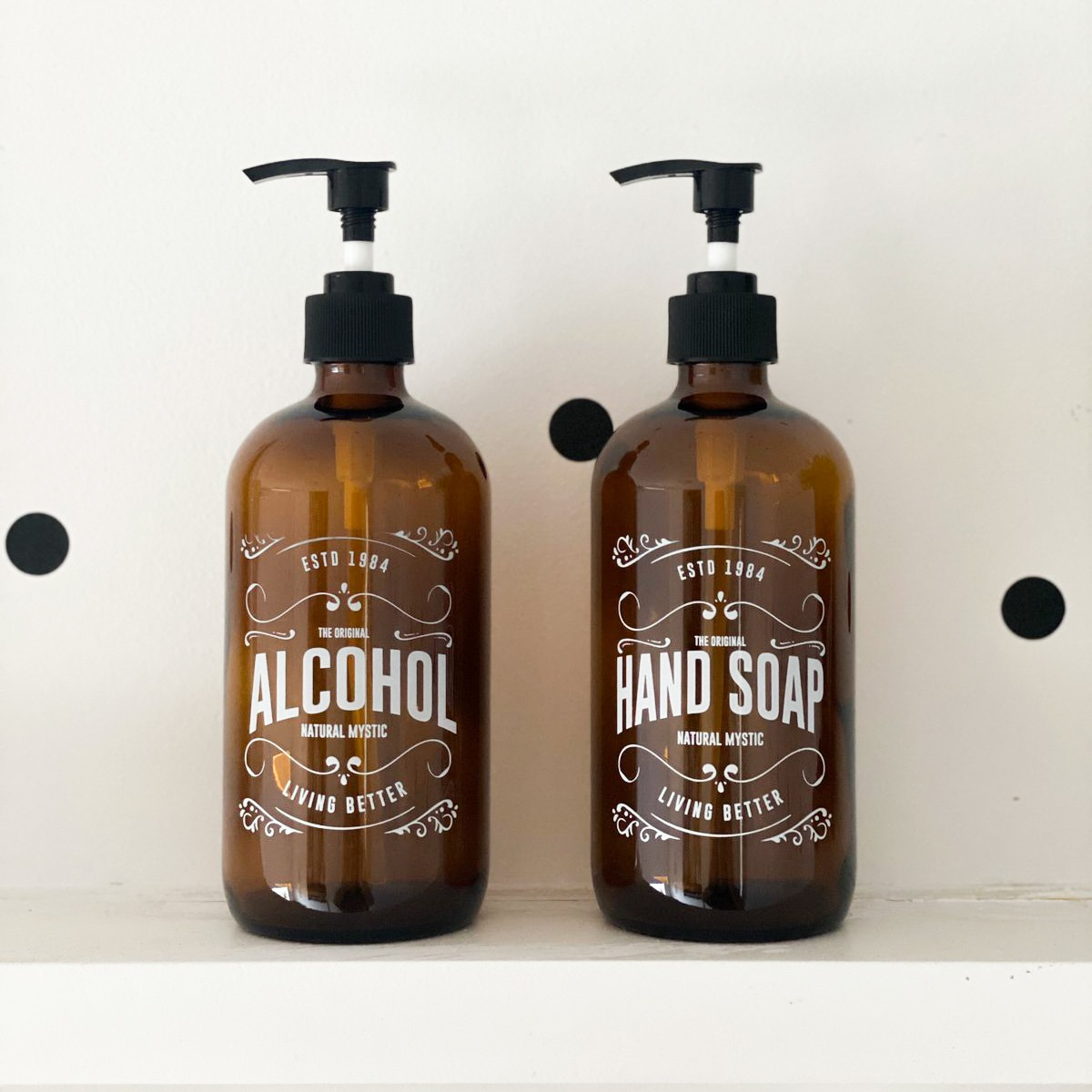 Dispenser Hand Soap