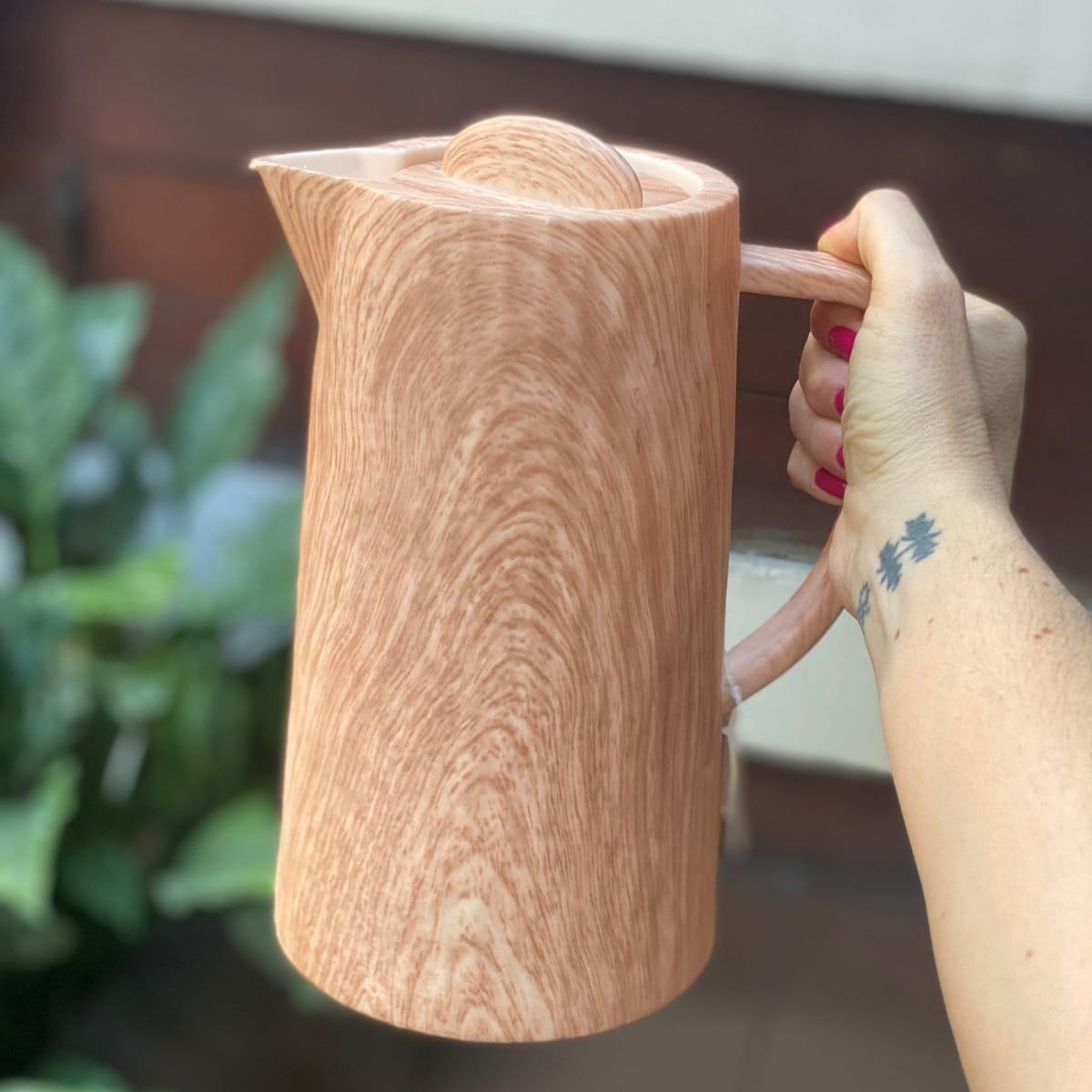 Garrafa Wood