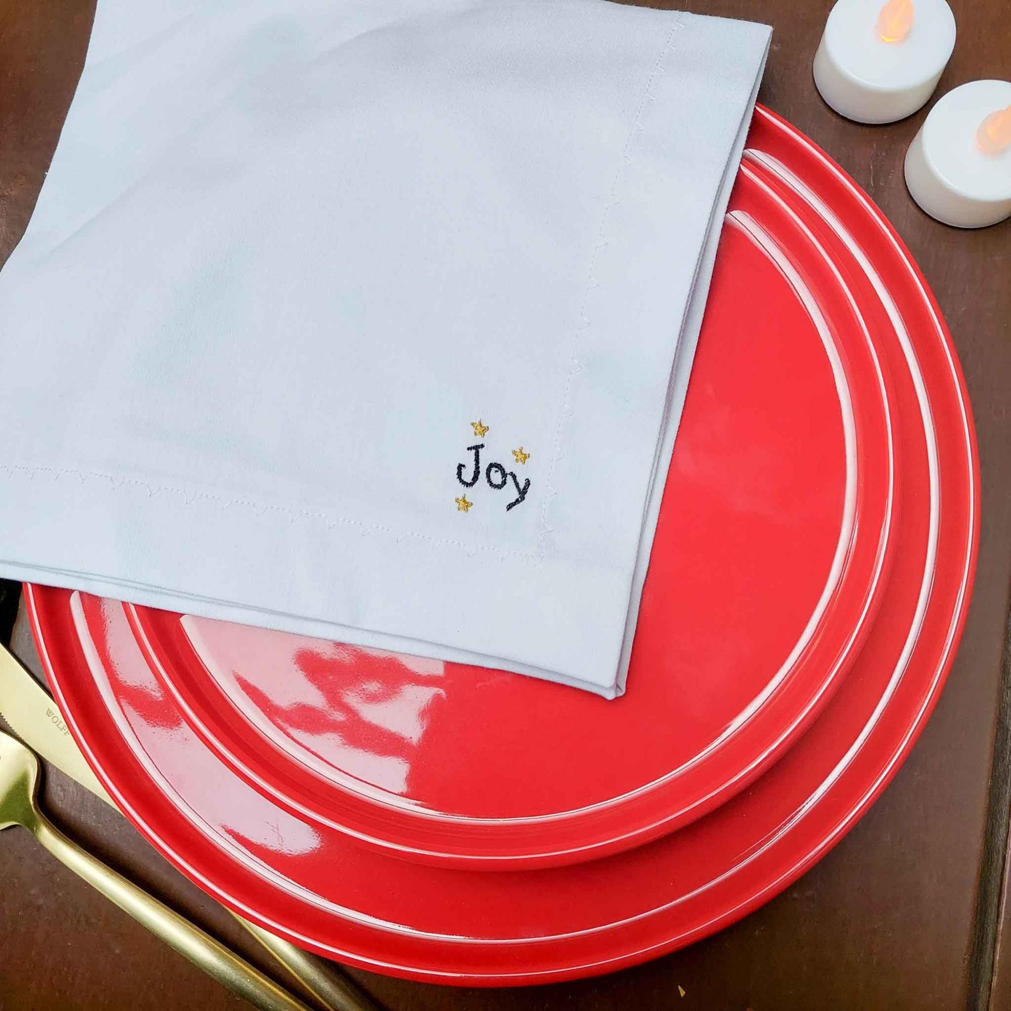 Guardanapo Joy