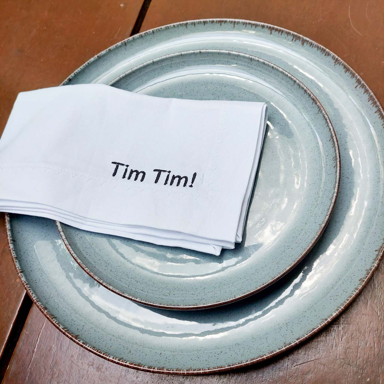 Guardanapo Tim Tim!