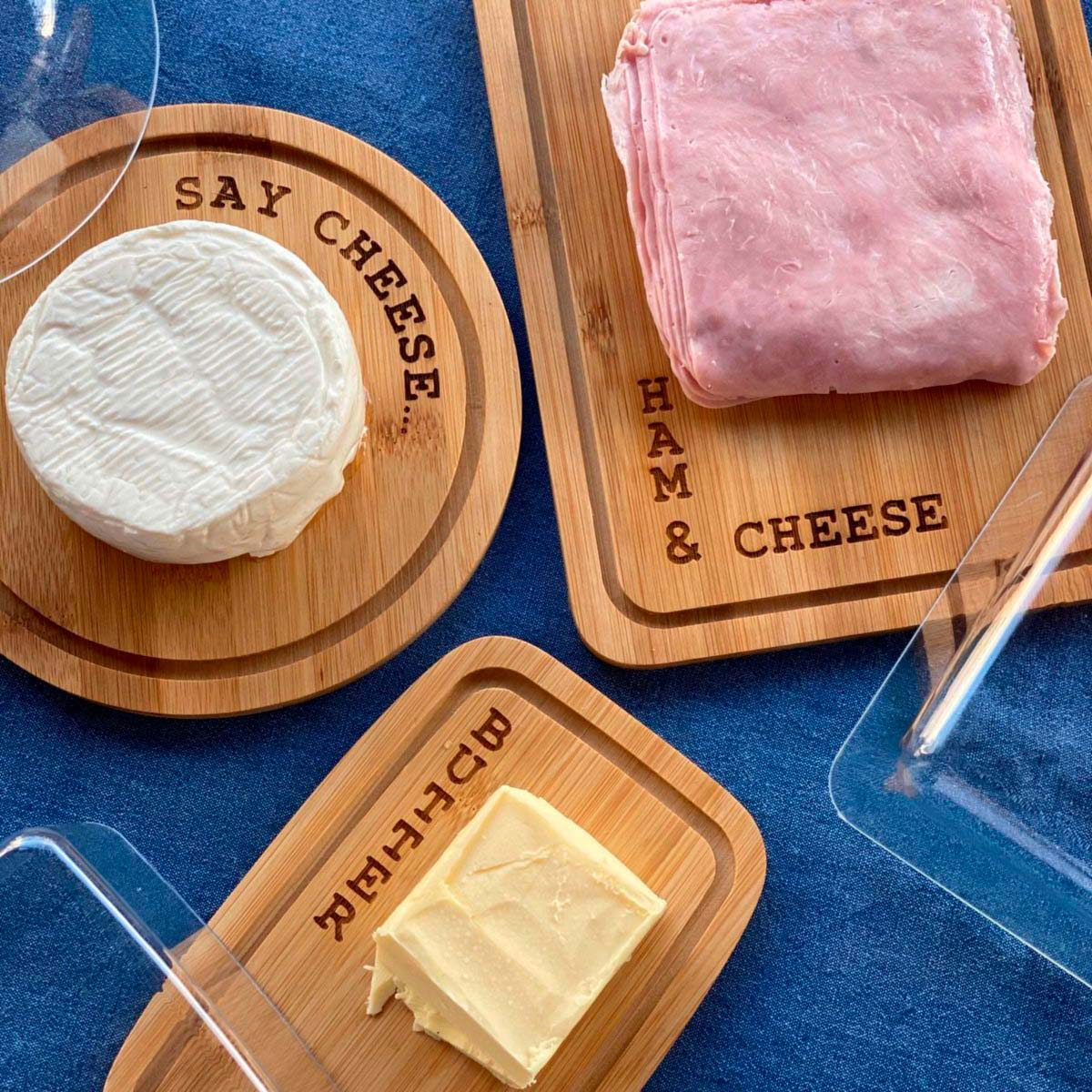 Porta frios Ham & Cheese
