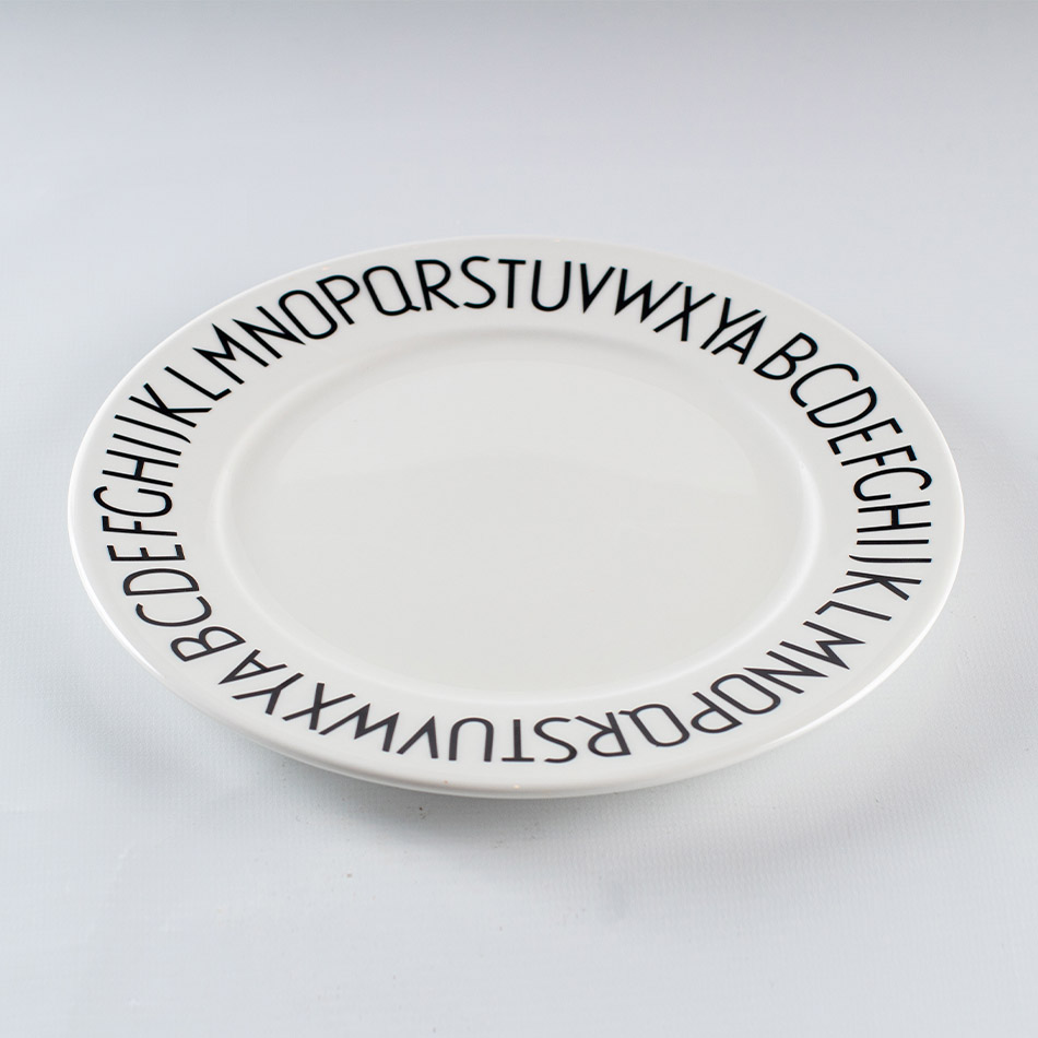 Prato Alfabeto