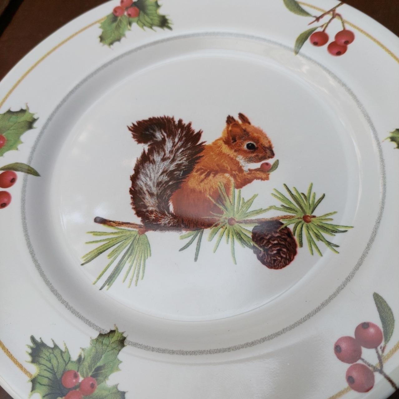 Prato de Sobremesa Azevinhos