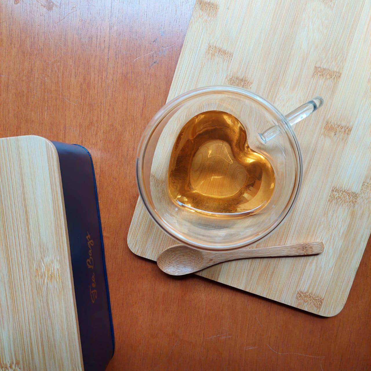 Xícara Chá Cuore