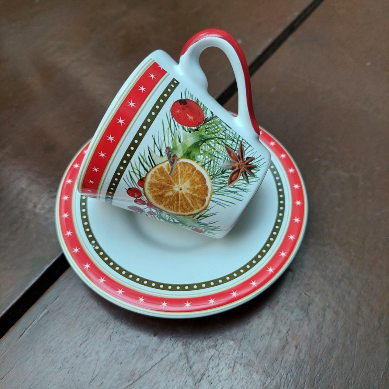 Xícara de Café Especiarias