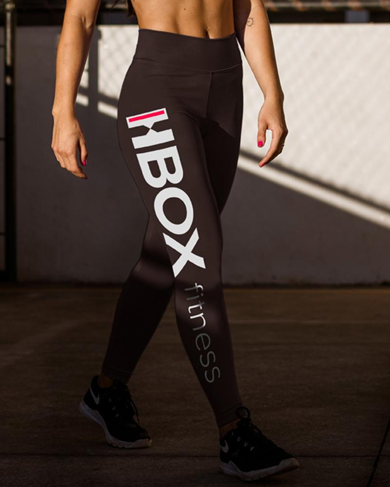 Calça Legging Hbox Fitness