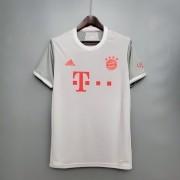 Camisa Bayern de Munique II 20/21
