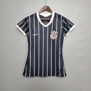 Camisa Corinthians II 20/21 Feminina