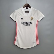 Camisa Real Madrid I 20/21 Feminina