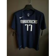 Camiseta Mavericks Nº77 Luka Doncic