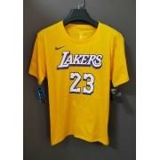 Camiseta Lakers II Nº23 LeBron James