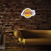 Luminoso Los Angeles Lakers