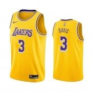 Regata Lakers Amarelo Nº 3 Anthony Davis