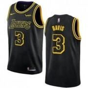 Regata Anthony Davis Nº 3 Lakers Black Mamba