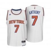Regata Carmelo Anthony Nº 7 Knicks Branco