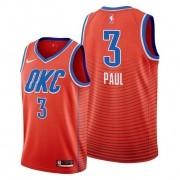 Regata Chris Paul Nº 3 Oklahoma City Laranja