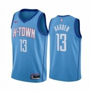 Regata James Harden Nº 13 Houston Rockets Azul