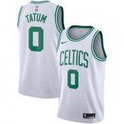 Regata Jayson Tatum Nº 0 Boston Celtics Branco