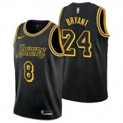 Regata Kobe Bryant Nº 8/24 Lakers Black Mamba