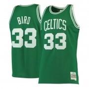 Regata Larry Bird Nº 33 Boston Celtics Verde