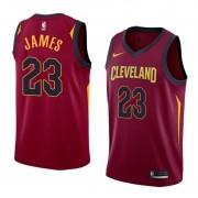 Regata Lebron James Nº 23 Cleveland Vermelho