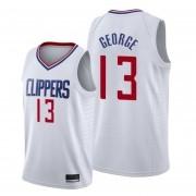 Regata Paul George Nº 13 LA Clippers Branco