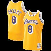 Regata Retrô Kobe Bryant Nº 8 Lakers