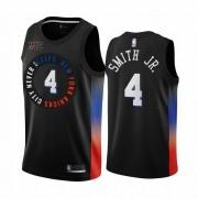 Regata Smith Jr. Nº 4 Knicks Preto