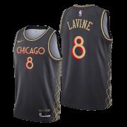 Regata LaVine Nº 8 Bulls New Edition