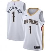 Regata Williamson Nº 1 Pelicans Branco