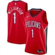 Regata Williamson Nº 1 Pelicans Vermelho