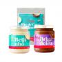 Kit 1 Mix Coco Condesado + 1 Beijinho + 1 Brigadeiro 70% 170gr - Frufruta