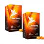 Kit 2unds - Curcumax 60 Cápsulas de 600mg - Pura Vida