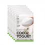 Kit 6unds De Coco Yogurt Natural Sachê 30gr - Pura Vida