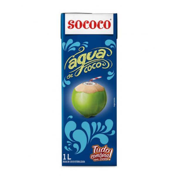 Agua De Coco 1L - Sococo