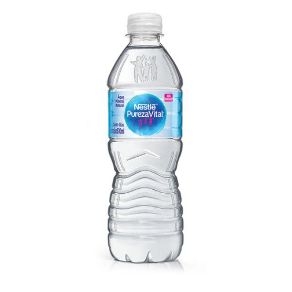 Agua Mineral Pureza Vital Sem Gás 510ml - Nestle