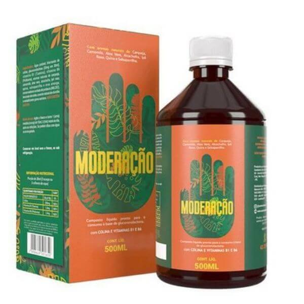 Aloe Vera 500ml -  Moderação