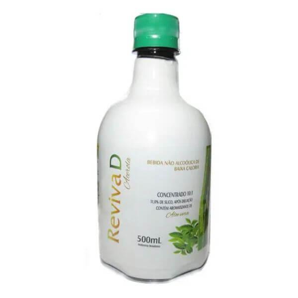 Aloe Vera D Acerola 500ml - Reviva