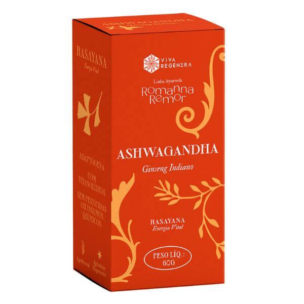 Ashwagandha 60gr - Viva Regenera