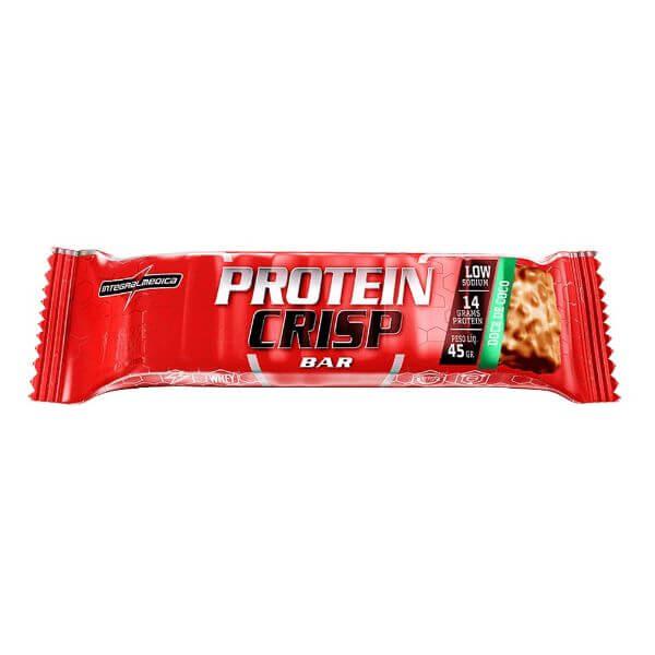 Barra De Proteína Protein Crisp Doce De Coco 45gr - Integral Médica 7896311760879