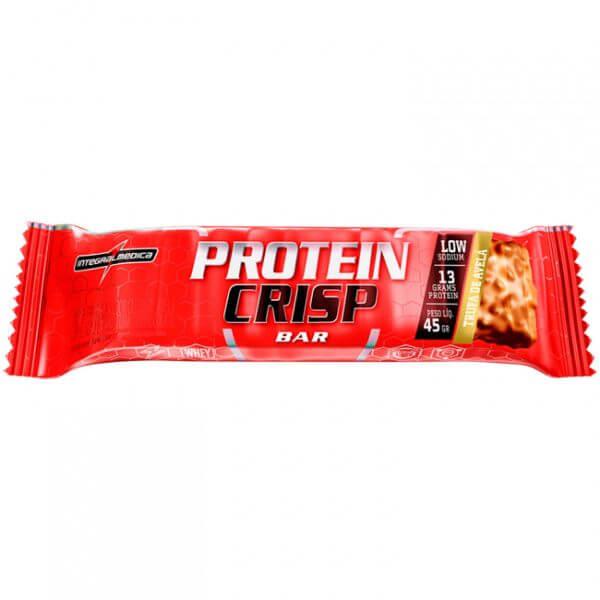 Barra De Proteína Protein Crisp Trufa Avelã 45gr - Integral Médica