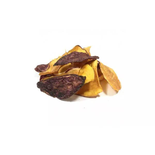 Batata Doce Chips Frita
