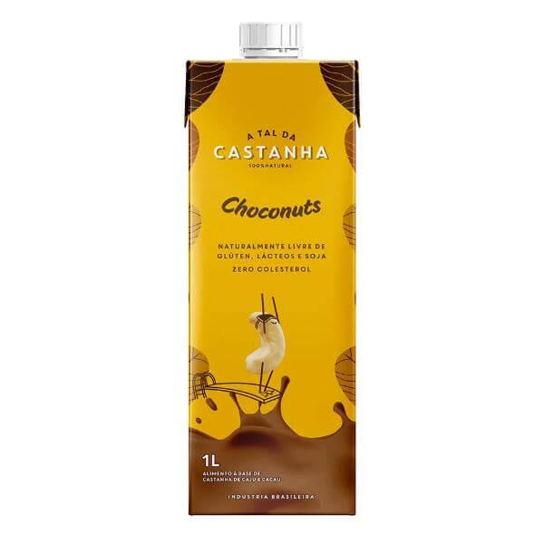 Bebida Vegetal Choconuts 1L - A Tal Da Castanha