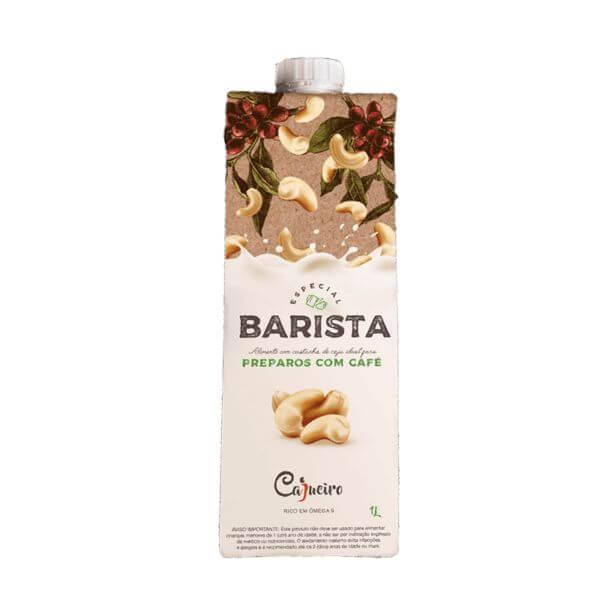 Bebida Vegetal De Castanha De Caju Barista 1L - Cajueiro