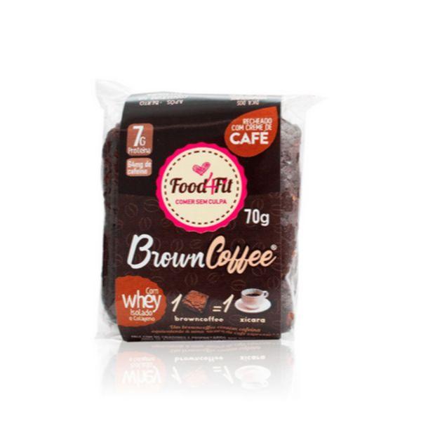 Browncoffee 70g - Food4Fit